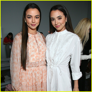 7be9543d56 Vanessa & Veronica Merrell Step Out For Noon by Noor Fashion Show During  NYFW