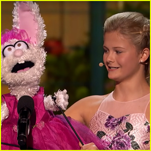 Darci Lynne Farmer Performs 'O Mio Babbino Caro' for 'AGT' Finals - Watch Now!
