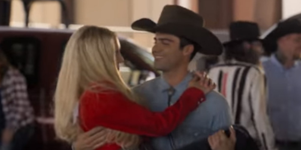 Watch The Trailer For Walk Ride Rodeo With Max Ehrich