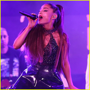 Ariana Grande Reveals 'Sweetener Tour' Set List!