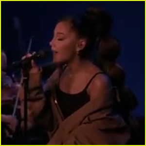 Ariana Grande Sings 'Needy' at iHeartRadio Music Awards 2019