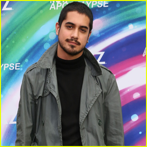 Avan Jogia Steps Out for 'Now Apocalypse' Viewing Party in Austin!