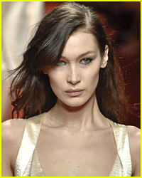 Bella Hadid Walked The Runway in Paris With A Fever!
