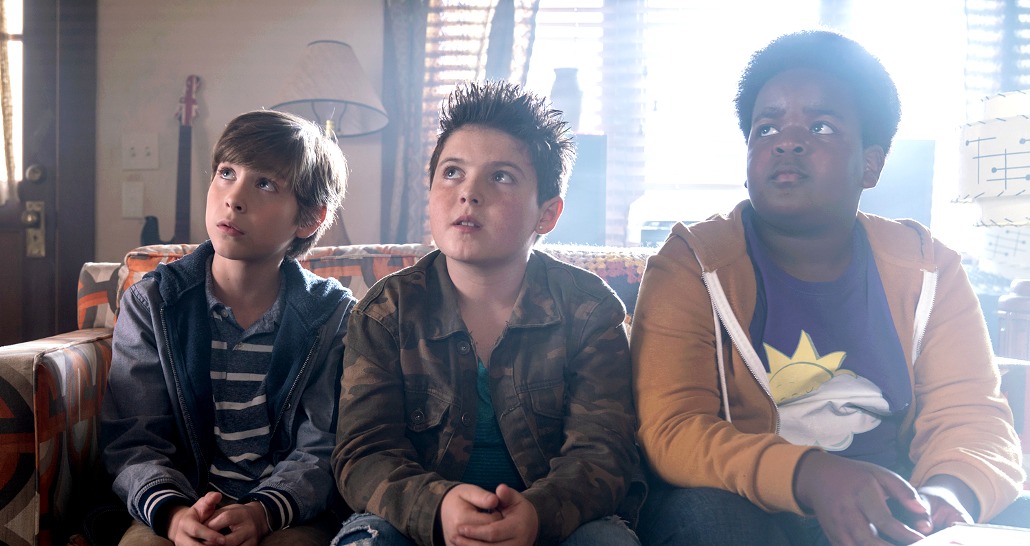 Jacob Tremblay & the 'Good Boys' Aren't Old Enough to Watch Their Movie!