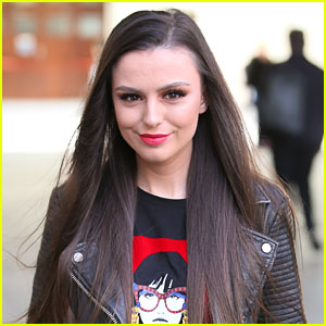 Cher Lloyd Celebrates Her First Mother's Day, Thanks Mom For Teaching Her