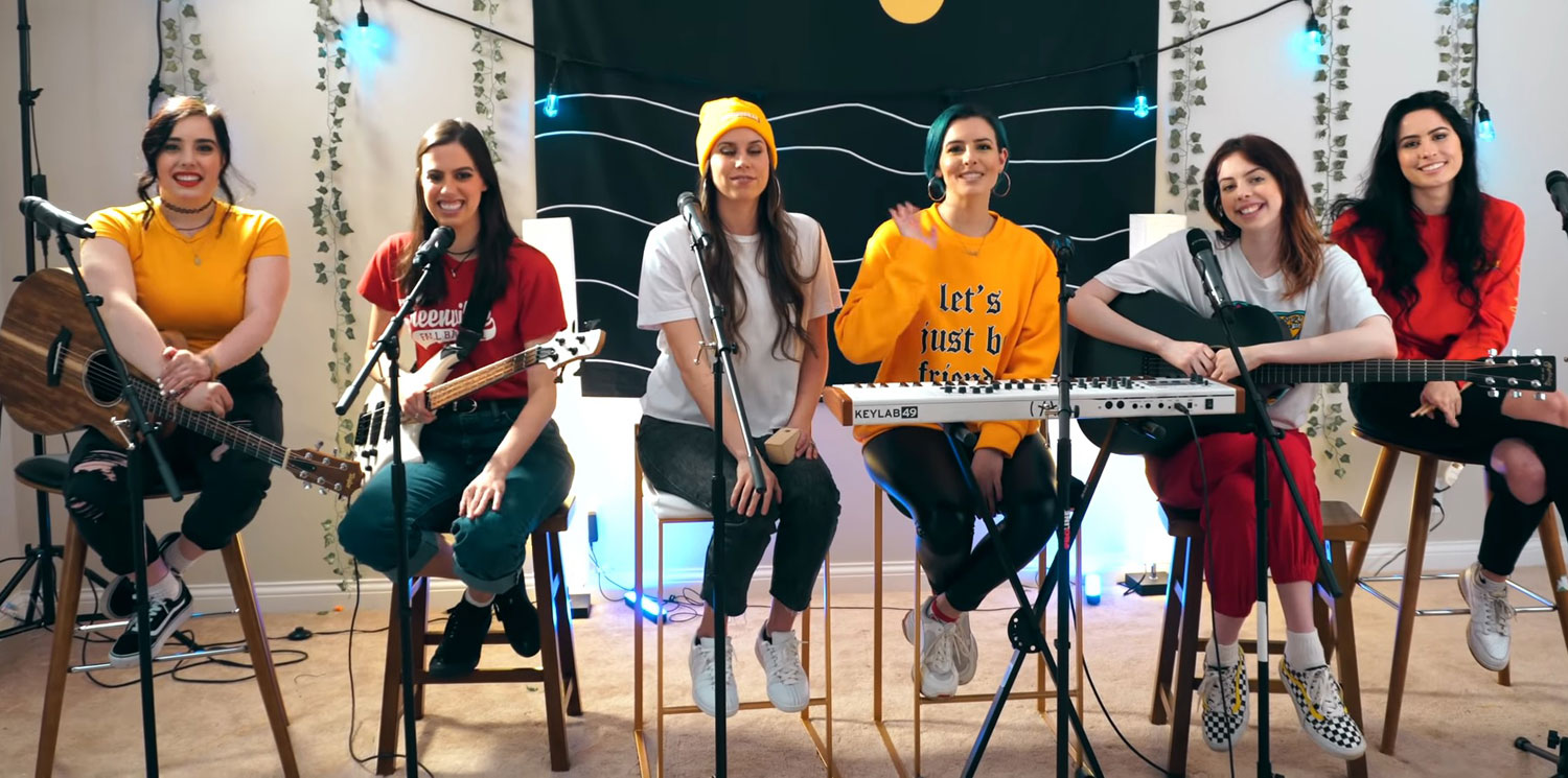 Cimorelli Cover Old Taylor Swift Country Songs – Watch Now!
