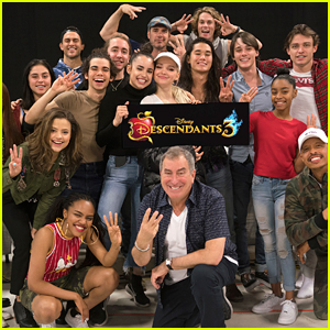 Dove Cameron & Kenny Ortega Confirm 'Descendants 3' Post Production is Officially Done!