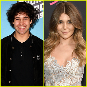 David Dobrik Is Looking Out For Olivia Jade Following College Admissions Cheating Scandal