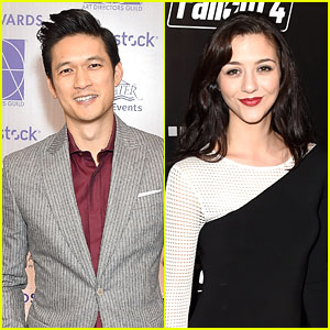 Shadowhunters' Harry Shum Jr & The Carrie Diaries' Katie Findlay To Star in ABC Pilot 'Heart of Life'