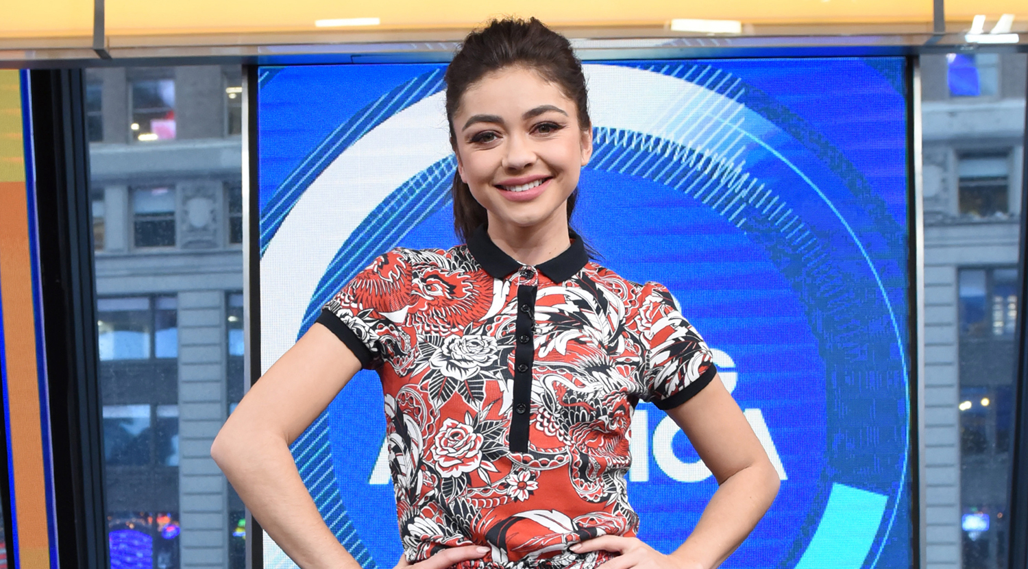 Sarah Hyland Credits 'Modern Family' for Getting Her Through Health Battles