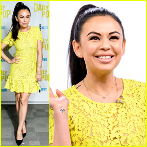 Janel Parrish Spills 'The Perfectionists' Secrets To Her Husband!