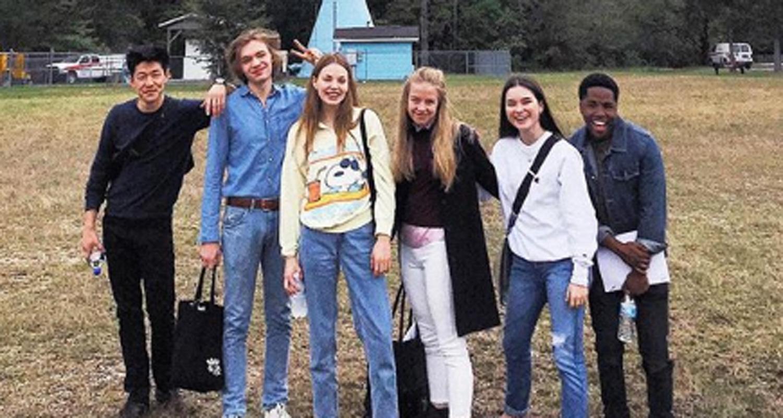 Looking For Alaska Miles: Jordan Connor Shares Cute 'Looking For Alaska' Cast Pic