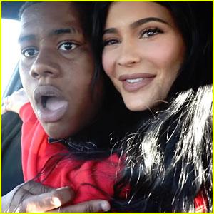 Kylie Jenner Surprises Fans With David Dobrik