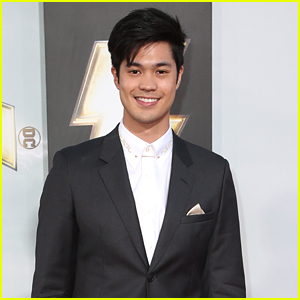 Ross Butler Keeps Mum On Just Who He Plays in 'Shazam'