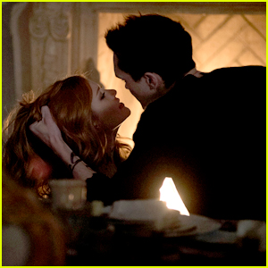 Jonathan Gets Rough with Clary on 'Shadowhunters'