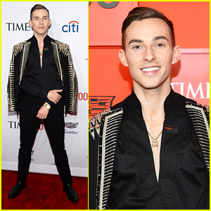 Adam Rippon Announces His New YouTube Channel With The Best Promo Ever - Watch!