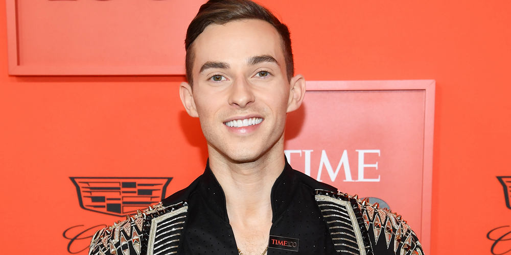 Adam Rippon Announces His New YouTube Channel With The Best Promo Ever – Watch!