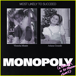 Ariana Grande Drops 'Monopoly' Video Featuring Victoria Monet!