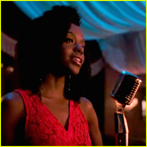 Ashleigh Murray Remembers Luke Perry's Support While Sharing Josie's Performance From Tonight's 'Riverdale'