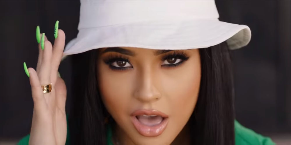 Becky G Goes Home To Inglewood For Green Light Go Music