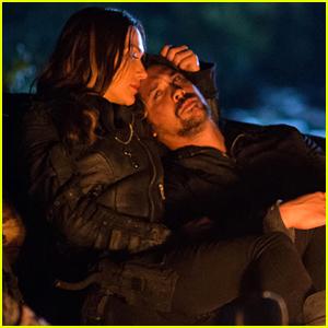 Tasya Teles Teases Bellamy and Echo's Relationship in 'The 100' Season 6