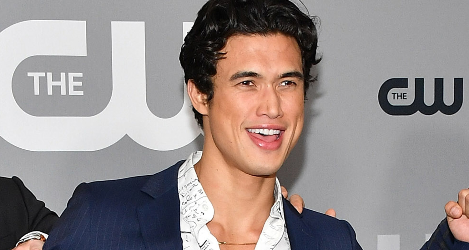 Charles Melton Rocks Out to Blackpink With Camila Mendes at Coachella 2019