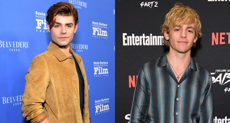 Garrett Clayton Praises Ross Lynch's Harvey in 'Chilling Adventures of Sabrina'