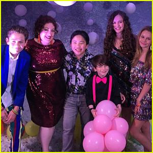 Olivia Sanabia, Ciara Riley Wilson & More Disney Channel Stars Attend The Rainbow Ball