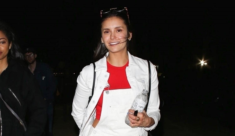 Nina Dobrev is Having Too Much Fun at Coachella!