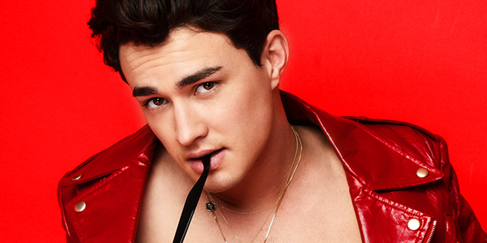 Gavin Leatherwood Goes Shirtless For A Book Of Magazine