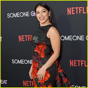Gina Rodriguez Just Filmed a Major 'Jane The Virgin' Spoiler - See the Set Pics!