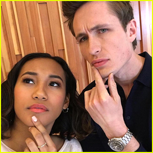 Sydney Park & Graeme Thomas King Talk Caitlin & Jeremy's Relationship on 'The Perfectionists'