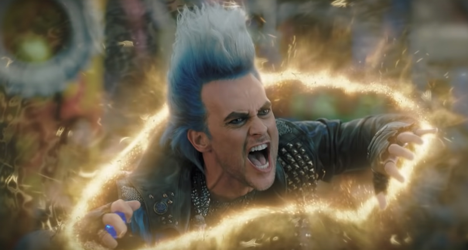 Hades Tries to Escape the Isle in 'Descendants 3′ Teaser – Watch Now!