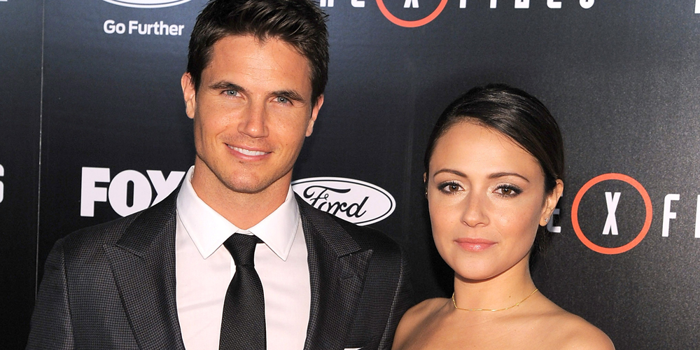 Chasing Life's Italia Ricci & Robbie Amell Expecting Their First Child!