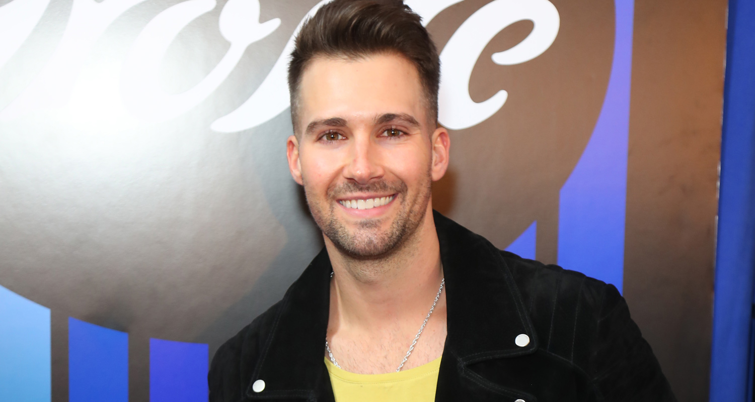 James Maslow s Former Relationship