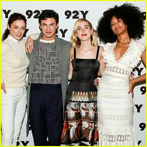 'Chilling Adventures of Sabrina' Cast Talks 'Pixie Toads' & 'Softboy Warlocks' Ahead of Season 2