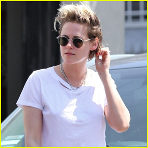 Kristen Stewart Runs Errands in L.A.