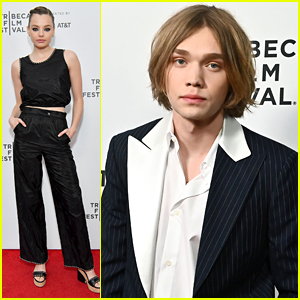 Looking For Alaska's Kristine Froseth & Charlie Plummer Premiere Their New Films at Tribeca