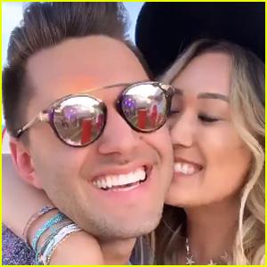 LaurDIY Shares Cute Coachella Snap With New Boyfriend Jeremy Michael Lewis