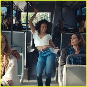 Liza Koshy Dances Up a Storm in Drax Project & Hailee Steinfeld's 'Woke Up Late' Music Video - Watch Now!