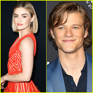 Lucy Hale To Star as Lucas Till's Girlfriend in 'Son of the