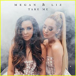 Megan & Liz Drop Lyric Video For New Single 'Take Me' - Listen Here!