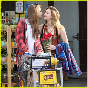 Paris Jackson Goes Shopping With BF Gabriel Glenn on Her 21st Birthday