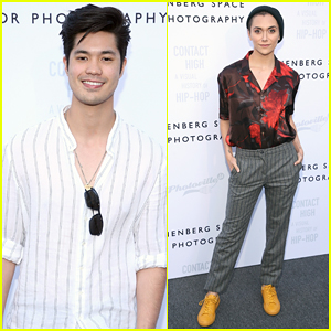 Ross Butler, Alyson Stoner & More Step Out for Annenberg Space for Photography's 10th Anniversary!