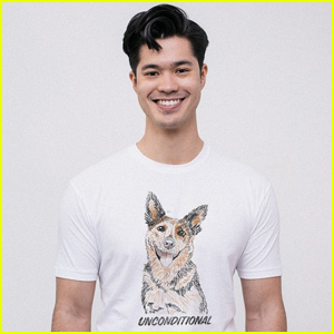 Ross Butler Opens Up About the Meaning Behind His 'Unconditional' Dog Tees