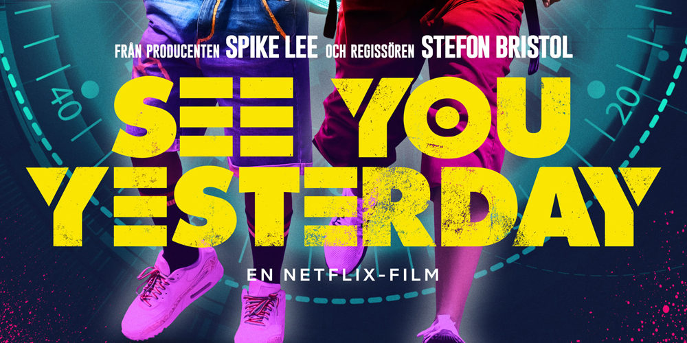 Netflix Debuts First Trailer for 'See You Yesterday' Movie – Watch Now!