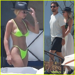 75e20d0b008c8 Sofia Richie Shows Off Her Hot Body on Vacation with Scott Disick ...