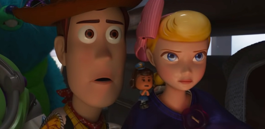 Toy Story 4 Trailer Shows Gang Facing New Challenges