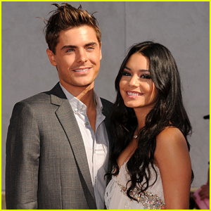 Vanessa Hudgens Was 'Grateful' For Her Relationship With Zac Efron