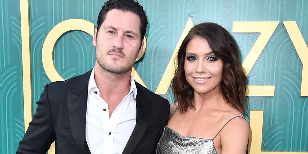 It Was a DWTS Reunion at Val Chmerkovskiy & Jenna Johnson's Wedding